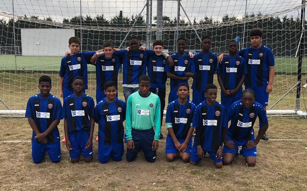 Erith Town U15s SelKent Squad